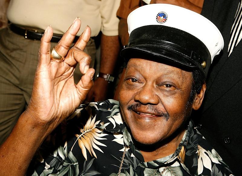 Fats Domino, 89, the rhythm-and-blues singer who recorded more than three dozen Top 40 pop hits and became one of the biggest stars of the early rock 'n' roll era, died on October 25, 2017.