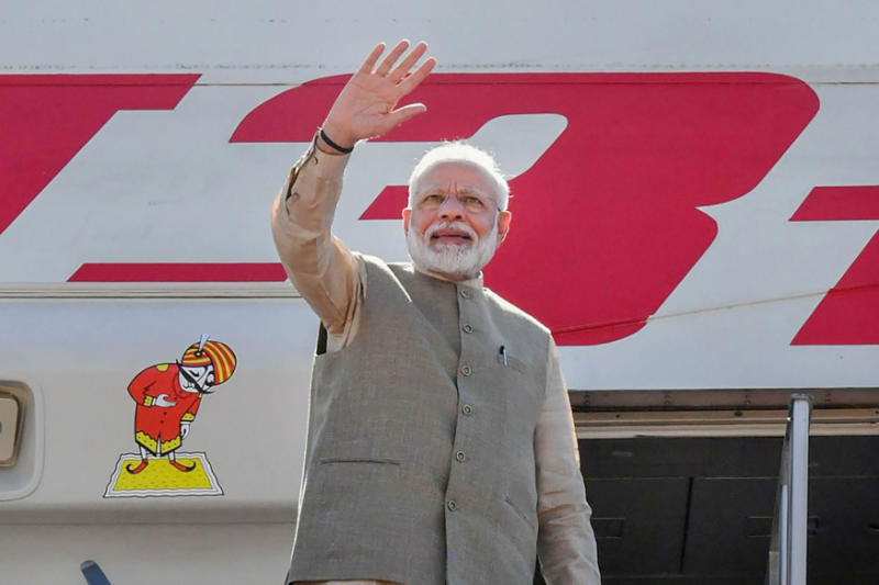 PM Modi Leaves for France to Attend G7 Summit, Will Discuss Climate Issues with World Leaders