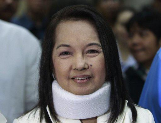 Gloria Arroyo ruled the the Philippines from 2001 to 2010