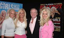 """<p><strong>When was it on? </strong>The show ran for six seasons on E!, from 2005 to 2010. </p><p><strong><strong>What's it about?</strong> </strong>The first five seasons focused on Holly Madison, Bridget Marquardt, and Kendra Wilkinson, who were then-girlfriends of Hugh Hefner, founder of <em>Playboy</em> magazine. The show allowed viewers to look into the lives of Playmates from the female gaze showing the day-to-day life of living in the Playboy Mansion to what went into planning a <em>Playboy</em> party.<strong><br></strong></p><p><strong><strong>What's the best season to watch as a beginner?</strong></strong> Season 1, without question! <strong><br></strong></p><p><strong><strong>Where can I watch it?</strong> </strong>While you'll have to buy most of the seasons on Amazon, some fans of the show have uploaded <a href=""""https://www.youtube.com/watch?v=GofGjzXnRvc"""" rel=""""nofollow noopener"""" target=""""_blank"""" data-ylk=""""slk:a couple of episodes"""" class=""""link rapid-noclick-resp"""">a couple of episodes</a> on YouTube, including the first one.</p><p><a class=""""link rapid-noclick-resp"""" href=""""https://www.amazon.com/New-Girls-in-Town/dp/B08DL36YSM/ref=sr_1_1?dchild=1&keywords=girls+next+door&qid=1607632025&sr=8-1&tag=syn-yahoo-20&ascsubtag=%5Bartid%7C10063.g.34945598%5Bsrc%7Cyahoo-us"""" rel=""""nofollow noopener"""" target=""""_blank"""" data-ylk=""""slk:watch now"""">watch now</a></p>"""