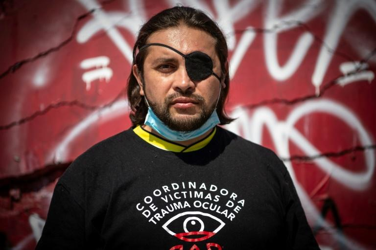 Chile's wounded look to referendum a year on from start of protests