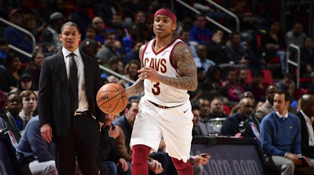 "<p>After a slow, boring rumble, deadline day exploded with deals Thursday afternoon, as numerous teams made a flurry of moves that saw intriguing names switch squads. The Cavs were the most active, rebuilding their roster by acquiring Rodney Hood, George Hill, Jordan Clarkson and Larry Nance Jr., while sending away Isaiah Thomas, Dwyane Wade, Jae Crowder, Iman Shumpert, Channing Frye and (deep breath) ISAIAH THOMAS. Outside of Cleveland, we saw some surprising moves—Elfrid Payton is worth only a second-round pick???—and some surprising non-moves—why is Tyreke Evans still in Memphis?</p><p>If your head is still spinning from all the action, well, we're in the same boat. You can catch up on all the madness with <a href=""https://www.si.com/nba/2018/02/07/trade-deadline-live-blog-deandre-jordan-tyreke-evans-george-hill-rodney-hood"" rel=""nofollow noopener"" target=""_blank"" data-ylk=""slk:The Crossover's trade deadline live blog"" class=""link rapid-noclick-resp"">The Crossover's trade deadline live blog</a>. If you want to know what's most important moving forward, here are five takeaways from Thursday's trade deadline.</p><h3><strong>1. No one wants to lose a first-round pick</strong></h3><p>With the salary cap flatlining, cheap labor is as important as ever in the NBA. As a result, teams seemed reluctant to part ways with first-round picks at the deadline. The Cavs were the only team to trade one, and it will be their own pick (not the coveted Nets one), covered with some protections. A first-round pick could've likely been used to acquire guys like Evans, Avery Bradley and Marcus Smart, each of whom would have had value for specific teams.</p><p>But teams didn't seem willing to make the gamble. Even some young players worth a flier, like Hood or Payton, didn't fetch their now-former teams any valuable picks. Teams hoarding picks is certainly something to keep an eye on, and the reluctance to splurge on even modestly priced help will likely have a trickle-down effect in free agency.</p><h3><strong>2. Do centers still matter?</strong></h3><p>There was some chatter about <a href=""https://www.si.com/nba/2018/02/08/deandre-jordan-trade-deadline-rumors-clippers-cavs-bucks-wizards"" rel=""nofollow noopener"" target=""_blank"" data-ylk=""slk:DeAndre Jordan trades"" class=""link rapid-noclick-resp"">DeAndre Jordan trades</a> Thursday, and to a lesser extent the past month, Hassan Whiteside. Both are on big contracts, and both are staying put after the trade deadline. Jordan's lack of movement makes a little more sense—the Clips can let him walk this season and use the cap space for their rebuild. The Heat probably wouldn't have been too upset to get Whiteside off their books with a complicated cap situation soon approaching, but it appears they couldn't find any takers.</p><p>The lack of trades involving these guys could certainly be connected to the first-round pick business, but it could also speak to a larger issue with centers. Who wants big guys that can't shoot? Jordan and Whiteside are useful players, but their value decreases at the end of games, and they can be tricky to deploy in the playoffs. A chill on contracts is expected this summer no matter what, but I'm curious how close we are to centers being frozen out of big deals. Will a contender really want to max DeAndre?</p><h3><strong>3. The Cavs believe they have a chance, right?</strong></h3><p>It's hard to imagine Dan Gilbert was in charge of the Cavs' dealings Thursday. General manager Koby Altman completely re-made the roster, and he did so with the intent of building a contender for LeBron James's potential last stand. But maybe Altman also believes there's a chance James sticks it out this summer? Granted, the Cavs didn't part with any important long-term assets (especially the Nets pick), but they also didn't make moves focused solely focused on the future. George Hill and Rodney Hood are likely short-term plays, while Jordan Clarkson and Larry Nance add money beyond this season.</p><p>If you squint hard enough, you can see Altman building a semblance of a case to bring James back. Hood can be re-signed, Hill is under contract for another year, and the trades added some much-needed youth to Cleveland's roster. The Cavs still aren't in the same stratosphere as the Warriors, but the moves they made bring them marginally closer. Is that enough to keep a narrative-minded LeBron in town? It's way too early to tell, but it appears Altman and the Cavs aren't ready to give up on the idea.</p><h3><strong>4. Isaiah Thomas's career is in a tough spot</strong></h3><p>Damn, Isaiah Thomas deserves better. Not even a year ago, he was dropping 50 points in a playoff game in the wake of his sister's death. Now he's on his third team in the span of eight months, and he'll spend the rest of his season playing for a Lakers team headed straight to the lottery. Thomas hasn't had an opportunity to re-prove himself after his hip injury, and while he was part of the problem in Cleveland, in retrospect, that environment may not have been the most conducive for his reintegration into the league.</p><p>With Thomas's contract expiring, he'll have only a couple months (and no playoff run) to rebuild his reputation with the hopes of securing a big deal. With the cap tightening and the Lakers in the midst of a losing season, Thomas could be looking at having to prove himself again next year before receiving some substantial financial security. It's a sad downfall for one of the league's best stories. If there's one thing we know about Thomas, however, it's that he's never been one to back down from adversity.</p><h3><strong>5. The buyout market is the hottest club in the NBA</strong></h3><p>A bunch of contenders stood still Thursday. The Warriors, Rockets, Celtics, Spurs and Thunder all declined to make moves at the deadline, and most could still use a piece or two for the home stretch. The Rockets are loaded, but one more player could signal they are truly all-in on taking down the Warriors this season. The Celtics need scoring, the Spurs need Kawhi Leonard insurance and the Thunder need an Andre Roberson replacement.</p><p>Fortunately for these clubs, the buyout market will present another opportunity to improve their rosters. Joe Johnson (may have a little left) and Derrick Rose (stay away!) are those already expected to become free agents after getting traded, with perhaps a Wilson Chandler shaking free as well. We'll see which names do actually enter the market, but I would assume some of the top teams aren't done tinkering on the margins. It's not a bad position to be in for potential free agents, who could end up with their choice of contender to hang onto for the playoffs.</p>"