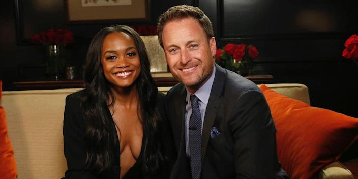 Chris Harrison Rachel Lindsay