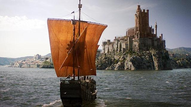 <p>King's Landing is where a large chunk of the action in the show takes place.<br>(HBO) </p>