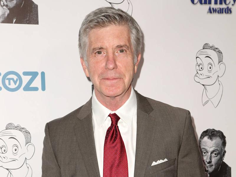 Dancing with the Stars host Tom Bergeron angered by Sean Spicer booking