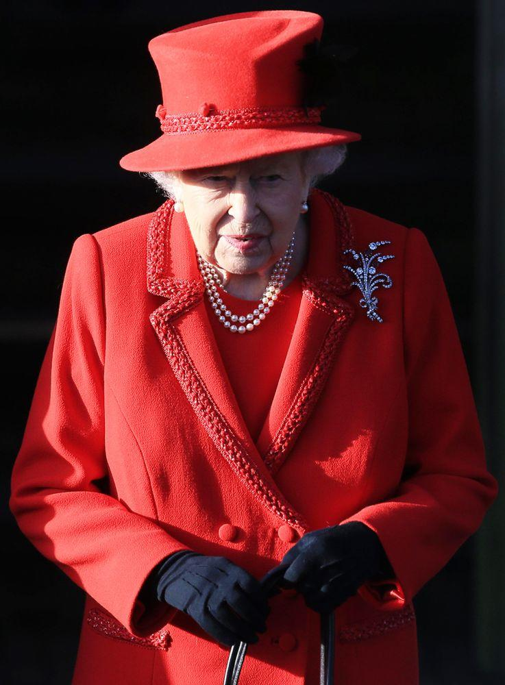 Queen Elizabeth on Christmas Day 2019 | Stephen Pond/Getty