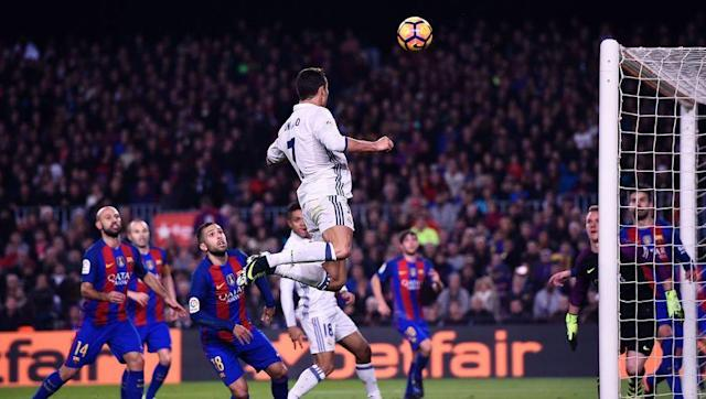 <p>When Barcelona travel to the Bernabéu in the Clásico match in April, it could be touted as one of the biggest ever.</p> <br><p>With Sevilla dropping points in recent weeks, the top two seem to be running away at the top of the table and this match is set to be a massive indicator as to who will win the league.</p> <br><p>Real Madrid arguably have an advantage because they snatched a late equaliser in the 1-1 draw at the Camp Nou which means that the Catalans are going to have to win the match in order to hold the head to head advantage.</p> <br><p>Madrid simply cannot afford to lose this match. A draw wouldn't be the worst result in the world but with the game being played in front of their home fans, a victory will be the only thing in the players' minds.</p>