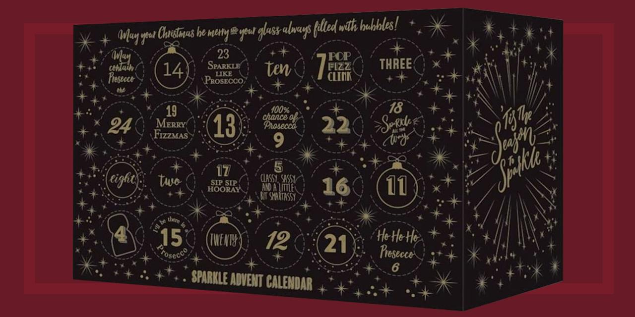 aldi 39 s famous wine advent calendars are finally available. Black Bedroom Furniture Sets. Home Design Ideas
