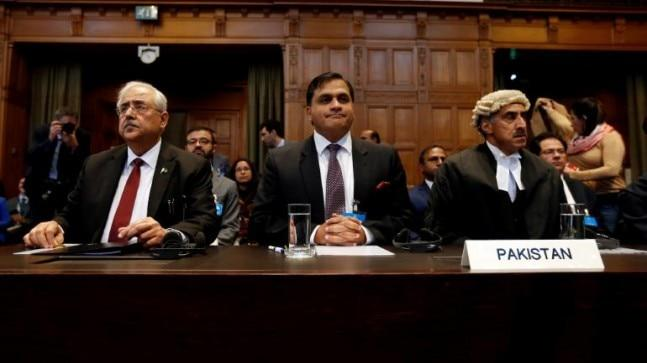 ICJ President Abdulqawi Ahmed Yusuf asked Anwar Mansoor Khan if his team was prepared with the arguments. Upon hearing the AG's response in the affirmative, he decided to move on with the proceedings.