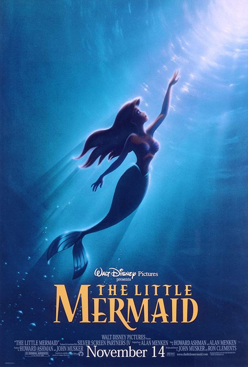 """<p>No, this Disney favorite from 1989 doesn't have a witch as the main character. (That would be the hopelessly-in-love mermaid Ariel.) But it does include the utterly bold and memorable sea witch character Ursula, on whom the entire plot turns.<br></p><p><a class=""""link rapid-noclick-resp"""" href=""""https://go.redirectingat.com?id=74968X1596630&url=https%3A%2F%2Fwww.disneyplus.com%2Fmovies%2Fthe-little-mermaid%2F5MpPFhS8FTXh&sref=https%3A%2F%2Fwww.womansday.com%2Flife%2Fentertainment%2Fg37360837%2Fbest-witch-movies%2F"""" rel=""""nofollow noopener"""" target=""""_blank"""" data-ylk=""""slk:WATCH NOW"""">WATCH NOW</a></p>"""