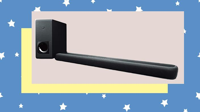 Find out how to save on this Yamaha soundbar just in time for the Super Bowl.