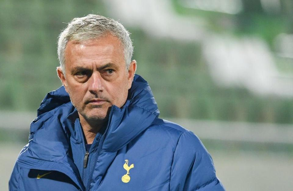Jose Mourinho says the Premier League is the toughest competition to win (AFP via Getty Images)