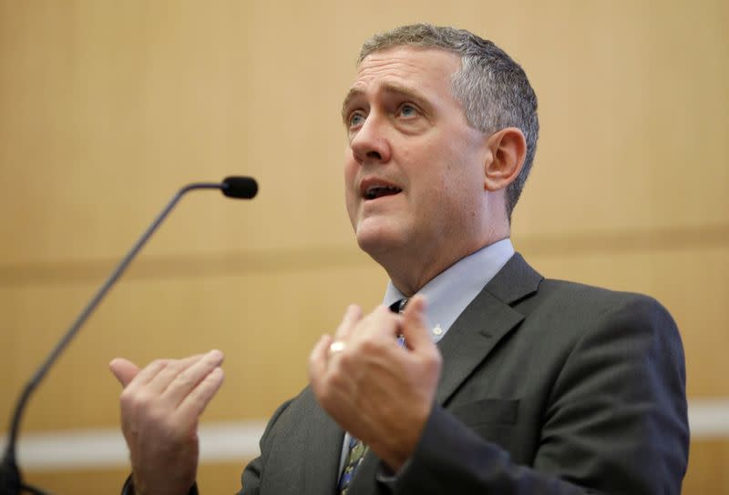 Fed's Bullard: U.S. rate cuts 'a possibility' if coronavirus intensifies, not base case