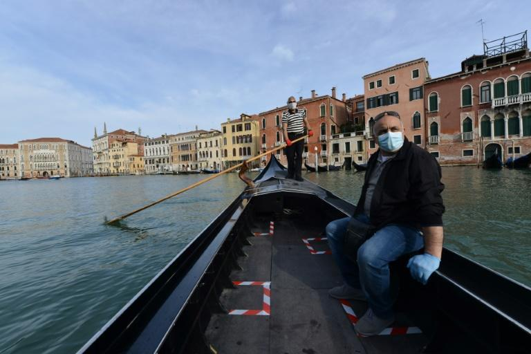 Venice has been hit hard by tourist exodus