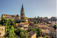 """<p><a href=""""https://www.gov.uk/foreign-travel-advice/france/entry-requirements"""" rel=""""nofollow noopener"""" target=""""_blank"""" data-ylk=""""slk:Entry requirements and travel advice for France"""" class=""""link rapid-noclick-resp"""">Entry requirements and travel advice for France</a></p><p>The brilliant Bordeaux wine region is one of the most celebrated in Europe and it's as pretty as the wine is delectable, with the charming village of Saint-Emilion, the impressive town of Blaye and its Citadel, and the wonderful city of Bordeaux itself (home to a striking wine museum) waiting to be explored. The best way to see Bordeaux this year is in the company of TV chef James Martin and wine buff Susie Atkins on a boutique cruise this autumn, where you'll get to know the region while meeting one of our favourite chefs.</p><p><strong>Prima's 10-day cruise to Bordeaux departs on 31st October.</strong></p><p><a class=""""link rapid-noclick-resp"""" href=""""https://www.primaholidays.co.uk/tours/bordeaux-james-martin-river-cruise-saint-emilion-wine-gourmet-tour-uniworld"""" rel=""""nofollow noopener"""" target=""""_blank"""" data-ylk=""""slk:FIND OUT MORE"""">FIND OUT MORE</a></p>"""