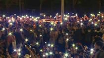 Thai protesters rally as leaders summoned over royal defamation