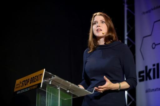 Liberal Democrat leader Jo Swinson wants a law against any no-deal Brexit