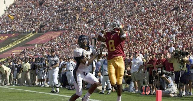 Trojans Throwback: 2004 USC vs California