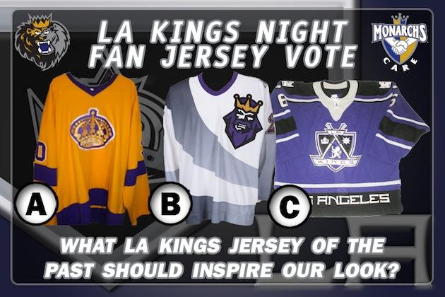 check out ea51e 251f1 Vote now: Force AHL team to wear LA Kings' infamous Burger ...