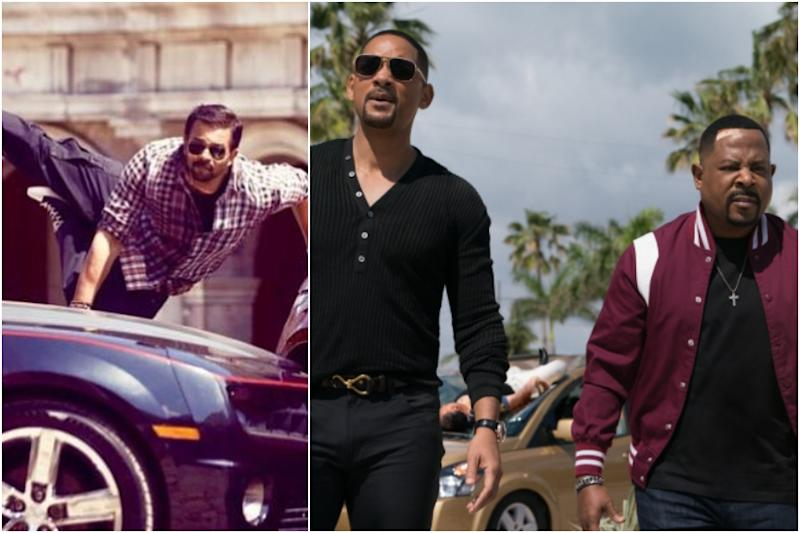 Ahead of Sooryavanshi, Rohit Shetty Associates with Hollywood Cops and 'Bad Boys' Will Smith, Martin Lawrence