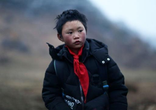 <p>'Frost Boy' stirs poverty debate in China</p>