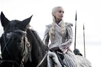 <p><strong>Game of Thrones</strong> fans should look to Dragon Queen Daenerys Targaryen for costume inspiration. Minus the dragons and will for vengeance, her beautiful braided platinum-silver hair can be paired with both her Khaleesi and Daenerys attire.</p>