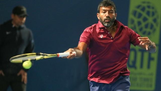 File image of Rohan Bopanna. AFP