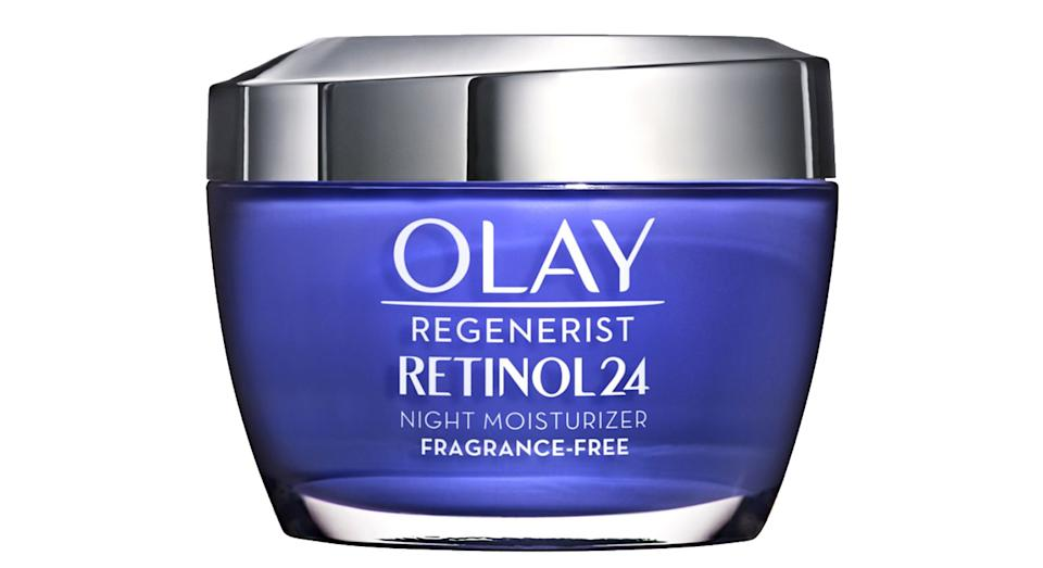Olay Regenerist Retinol24 Night Face Moisturizer With Retinol & Vitamin B3