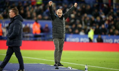 Pep Guardiola wary of Madrid test with Manchester City's season on line
