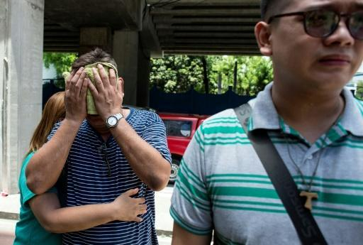Philippine authorities search for clues on casino gunman's identity