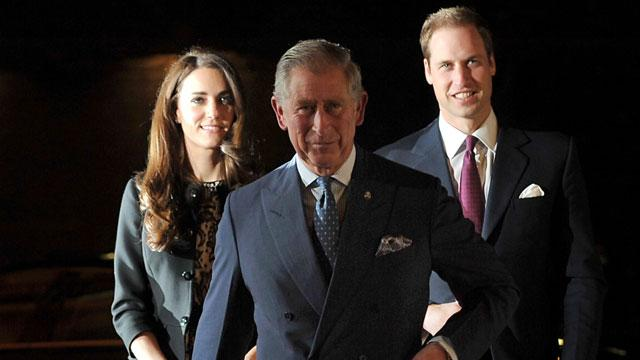 Prince Charles 'Thrilled' to Be Grandfather