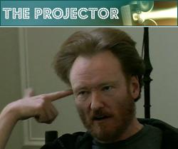 Look at this Conan O'Brien. Look at him. So young, so silly, so bursting with energy and ideas, so full of nervous comic energy. He's a live wire, ...