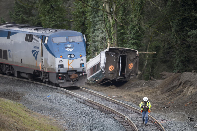 President Trump's Budget Cuts Amtrak Funding in Half Despite a String of Deadly Crashes