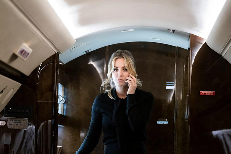 Kaley Cuoco stars in this nail-biting comedy-drama about a flight attendant who wakes up next to a dead man…and no idea what happened. Intrigued? You should be.