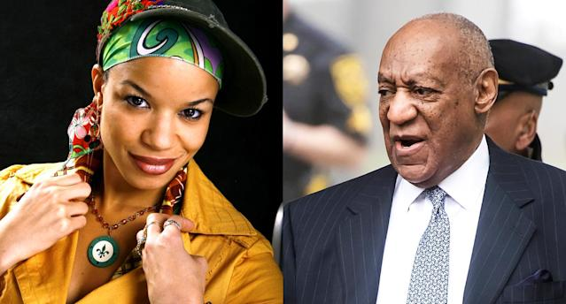 <span>Nicolle Rochelle and Bill Cosby </span>(Photo: Getty Images)