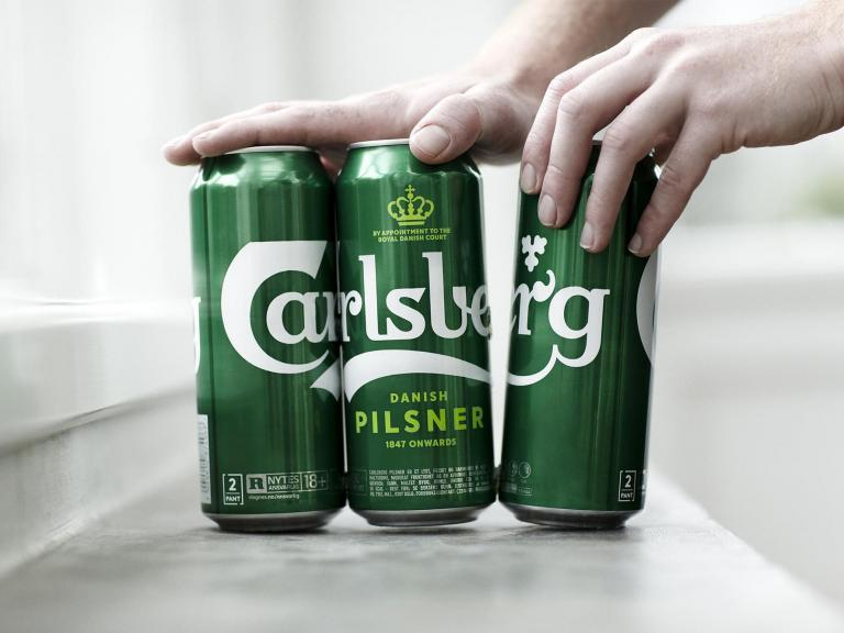 Carlsberg 'probably not' best beer in world despite long-running slogan, brewer admits