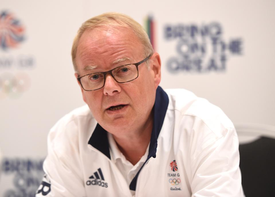 Team GB chef de mission Mark England will lead the British team at next year's Olympics in Toyko