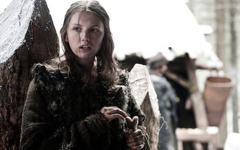 Hannah Murray as Gilly - Credit: HBO