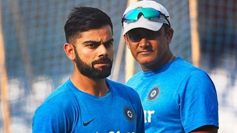 Will Anil Kumble be back as India