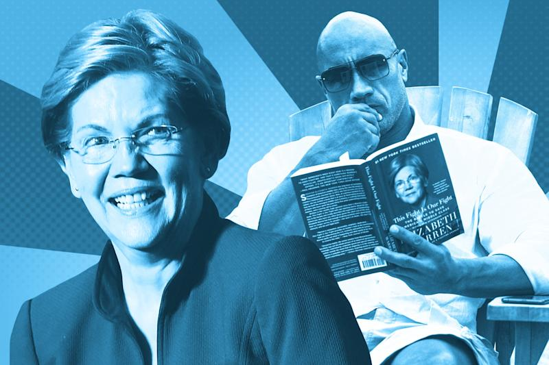We interviewed Elizabeth Warren about Ballers, and only Ballers