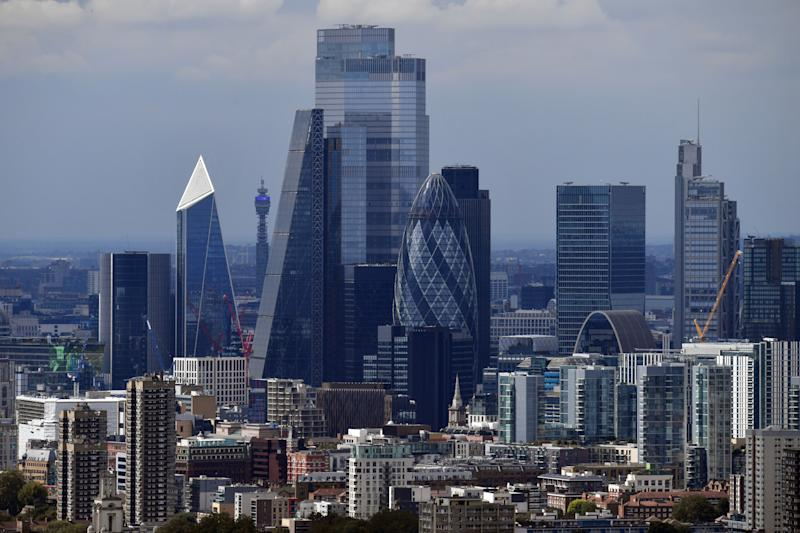 Concerns over rising infection rates, testing shortages and speculation over stricter restrictions on the UK economy hit travel firms hardest. Photo: Daniel Leal-Olivas/AFP/Getty