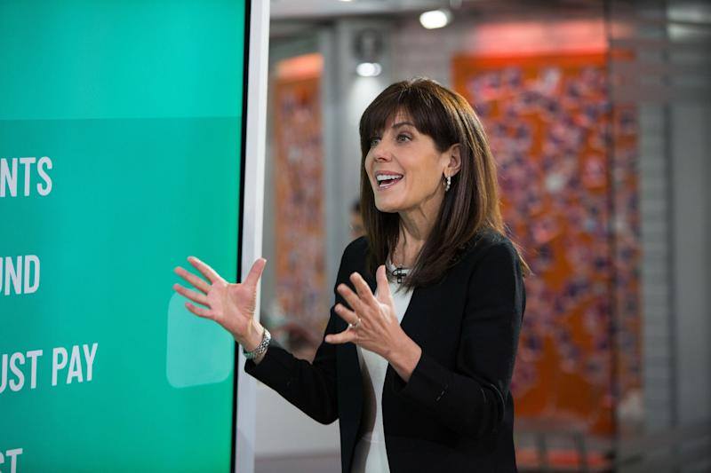 TODAY -- Pictured: Jean Chatzky on Tuesday, March 20, 2018 -- (Photo by: Nathan Congleton/NBC/NBCU Photo Bank via Getty Images)