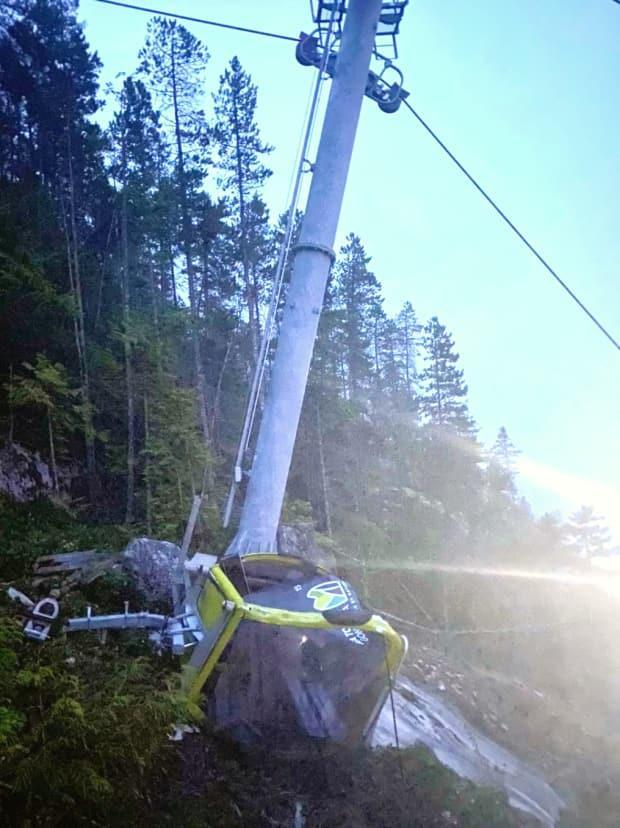 Sea-to-Sky Gondola cable break was no accident, safety report confirms