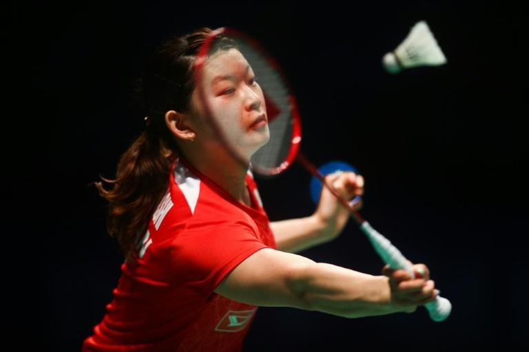 Japan's first Olympic badminton gold winner Takahashi retires