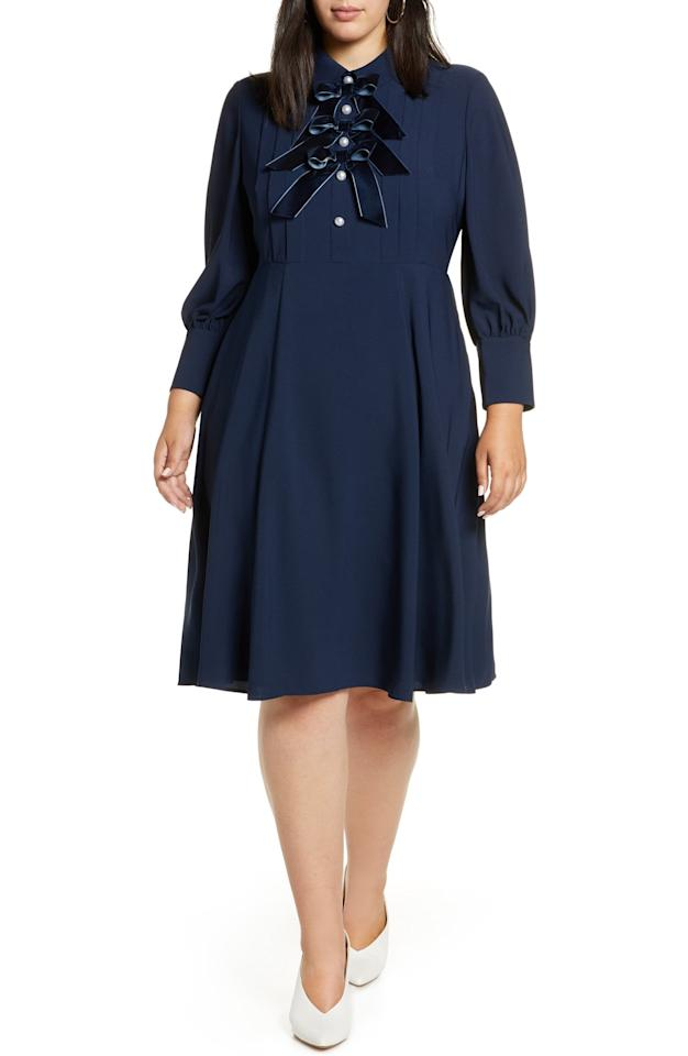 "<p><a href=""https://www.popsugar.com/buy/Halogen-x-Atlantic-Pacific-Bow-Detail-Fit-amp-Flare-Dress-Navy-Blue-486654?p_name=Halogen%20x%20Atlantic-Pacific%20Bow%20Detail%20Fit%20%26amp%3B%20Flare%20Dress%20in%20Navy%20Blue&retailer=shop.nordstrom.com&pid=486654&price=139&evar1=fab%3Aus&evar9=46571242&evar98=https%3A%2F%2Fwww.popsugar.com%2Fphoto-gallery%2F46571242%2Fimage%2F46571246%2FHalogen-x-Atlantic-Pacific-Bow-Detail-Fit-Flare-Dress-in-Navy-Blue&list1=shopping%2Cnordstrom%2Cfall%20fashion%2Cdresses%2Chalogen%2Ccollaborations%2Cfashion%20news%2Cblair%20eadie%2Catlantic-pacific&prop13=api&pdata=1"" rel=""nofollow"" data-shoppable-link=""1"" target=""_blank"" class=""ga-track"" data-ga-category=""Related"" data-ga-label=""https://shop.nordstrom.com/s/halogen-x-atlantic-pacific-bow-detail-fit-flare-dress-plus-size-nordstrom-exclusive/5318720?origin=category-personalizedsort&amp;breadcrumb=Home%2FBrands%2FHalogen&amp;color=pink%20zephyr"" data-ga-action=""In-Line Links"">Halogen x Atlantic-Pacific Bow Detail Fit &amp; Flare Dress in Navy Blue</a> ($139)</p>"