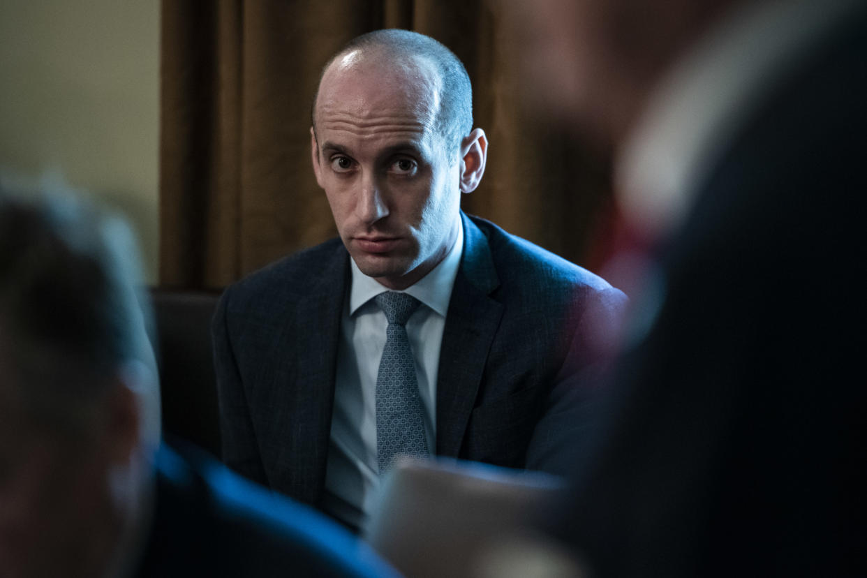Stephen Miller (Photo: Jabin Botsford/Washington Post via Getty Images)