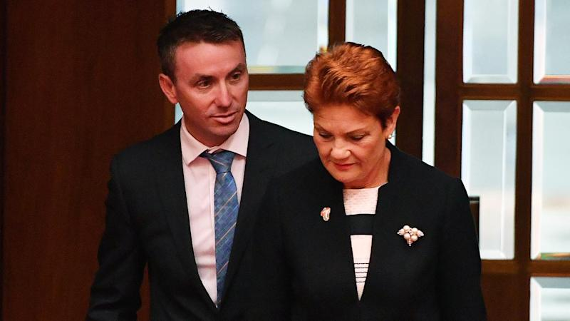 One Nation insider disputes Hanson claim
