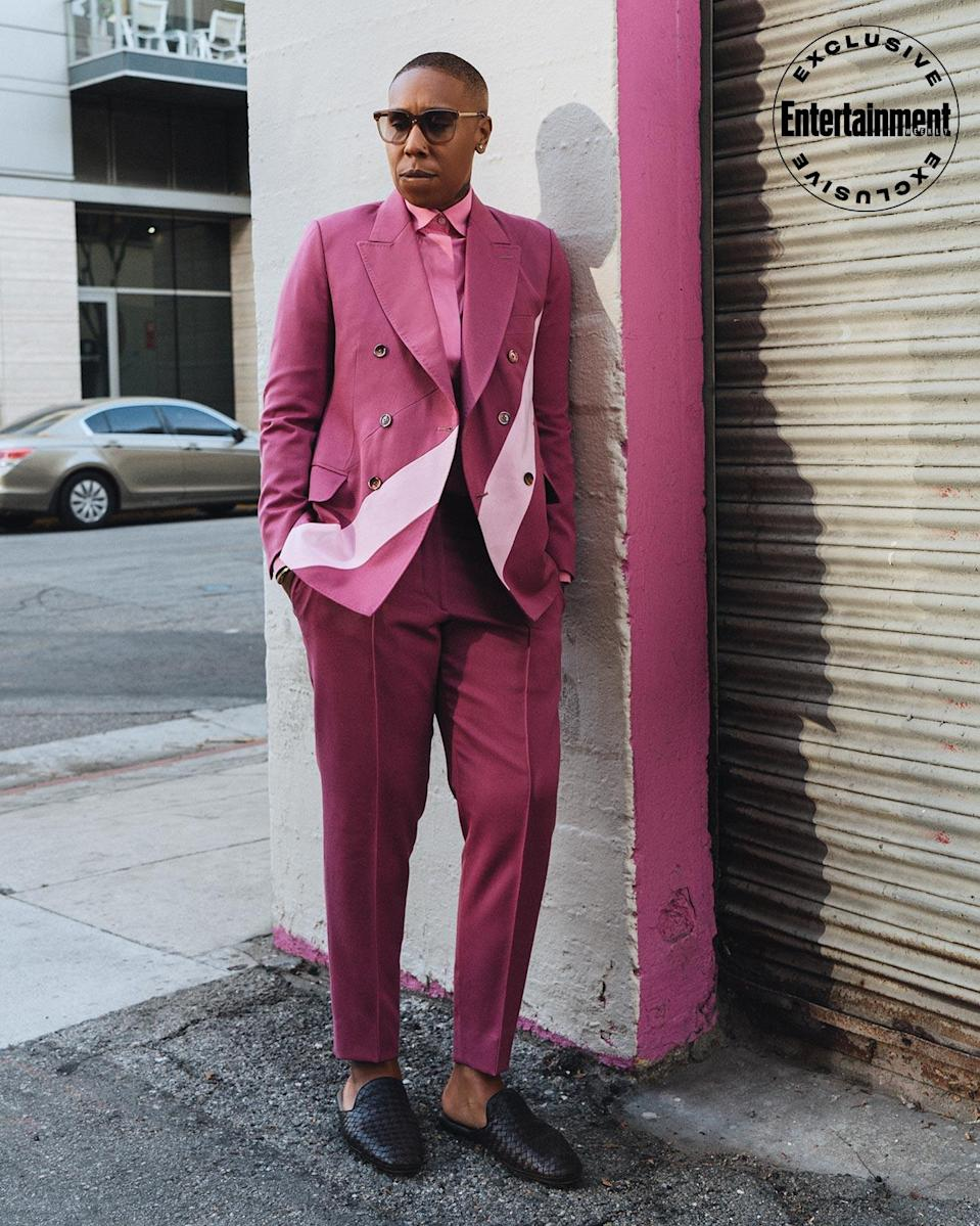 """<p>Read Waithe's full cover story <a href=""""https://ew.com/tv/lena-waithe-master-of-none-pride-cover-story/"""" rel=""""nofollow noopener"""" target=""""_blank"""" data-ylk=""""slk:here"""" class=""""link rapid-noclick-resp"""">here</a>.</p>"""