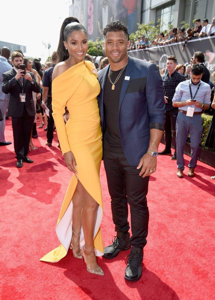 <p>Ciara welcomed her daughter, Sienna Princess, in April 2017, her first child with husband Russell Wilson. Ciara also shares a son, Future Zahir Wilburn, 4, with her ex-boyfriend, Future.</p>