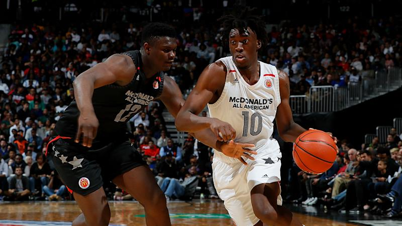 Who stood out at McDonald's All-American Game? Scouting top NBA prospects, including Duke's star trio